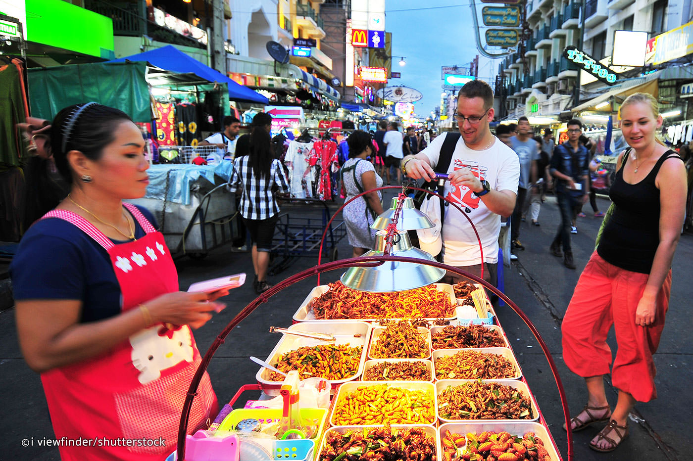 Top 10 street foods of the world