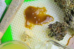 Cannabis Resin
