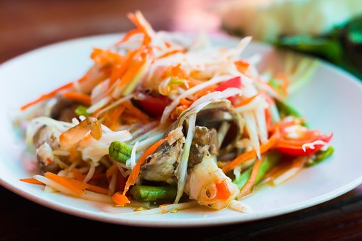 Eat What You Love In Thailand