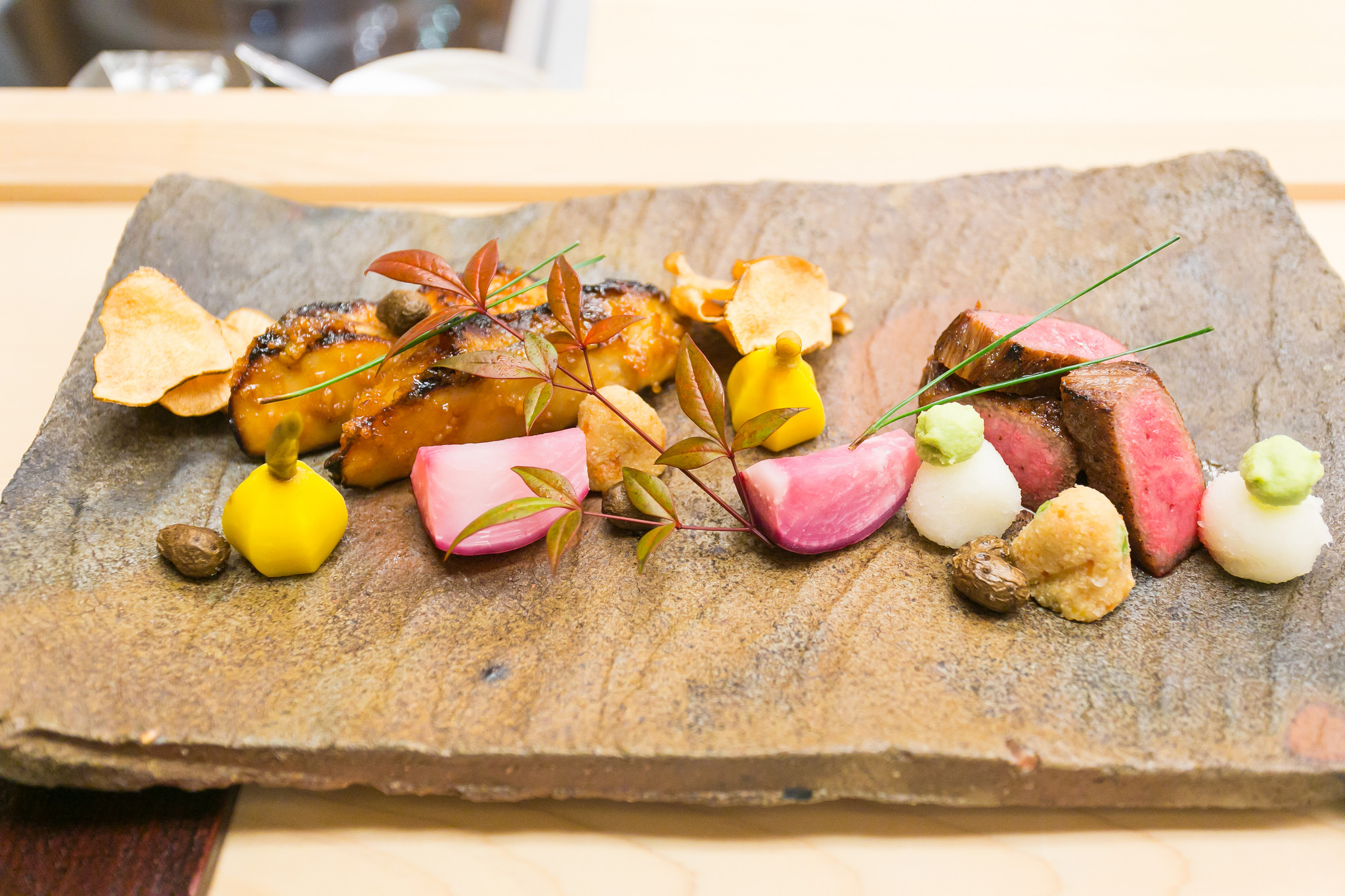 There's no Shortage of Dining Options in Tokyo